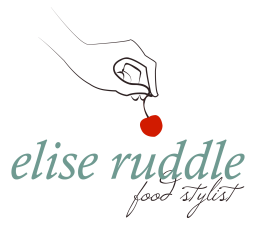 Elise Ruddle Food Stylist